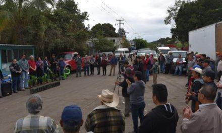 IMPULSA GOBIERNO MUNICIPAL DE XALAPA EL DESARROLLO DEL CAMPO