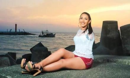 Primera concursante sin brazos participa para ser Miss Veracruz