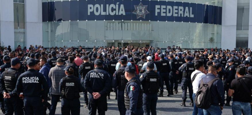 Desaparece la Policía Federal tras 90 años de servicio
