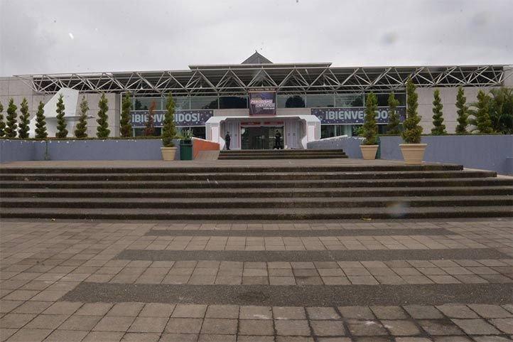 Museo de Ciencia y Tecnología de Veracruz, sede de la FILU 2020