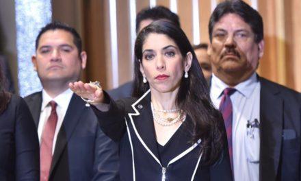 Recibe Comisión de Procuración de Justicia comparecencia de la FGE