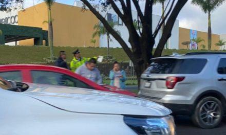 Dos accidentes sobre la avenida Lázaro Cárdenas Cárdenas