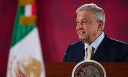 AMLO dice que hay un posible caso de coronavirus en México