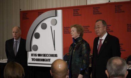 Científicos señalan que el Reloj del Juicio Final avanza 20 segundos y está más cerca que nunca del 'apocalipsis'
