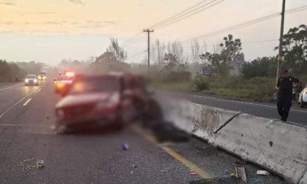 Accidente en la carretera Xalapa – Veracruz,