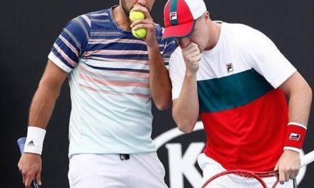 """Mexicano Santiago González pasa a """"cuartos"""" en Abierto de Australia"""