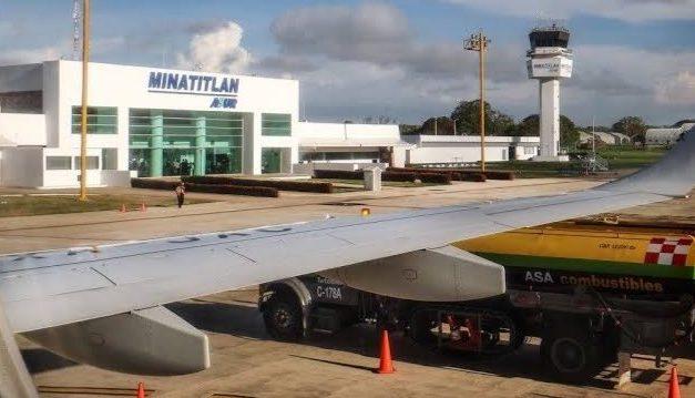 Invertirán 130 mdp en aeropuerto de Minatitlán, Veracruz