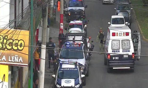 "Apuñalan a encargado de ""Ciber ""en la Avenida Rebsamen"
