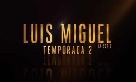 Luis Miguel, la serie comenzará el rodaje de su segunda temporada en febrero