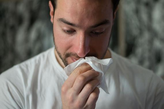 La contaminación del aire se relaciona con síntomas de la rinitis más graves