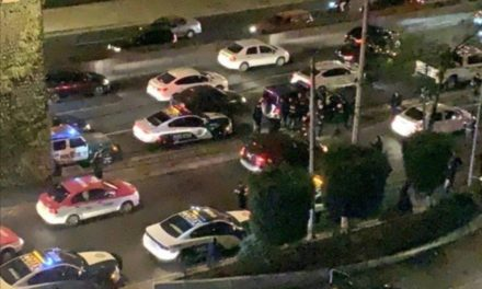Presunto intento de asalto provoca balacera en Periférico Sur