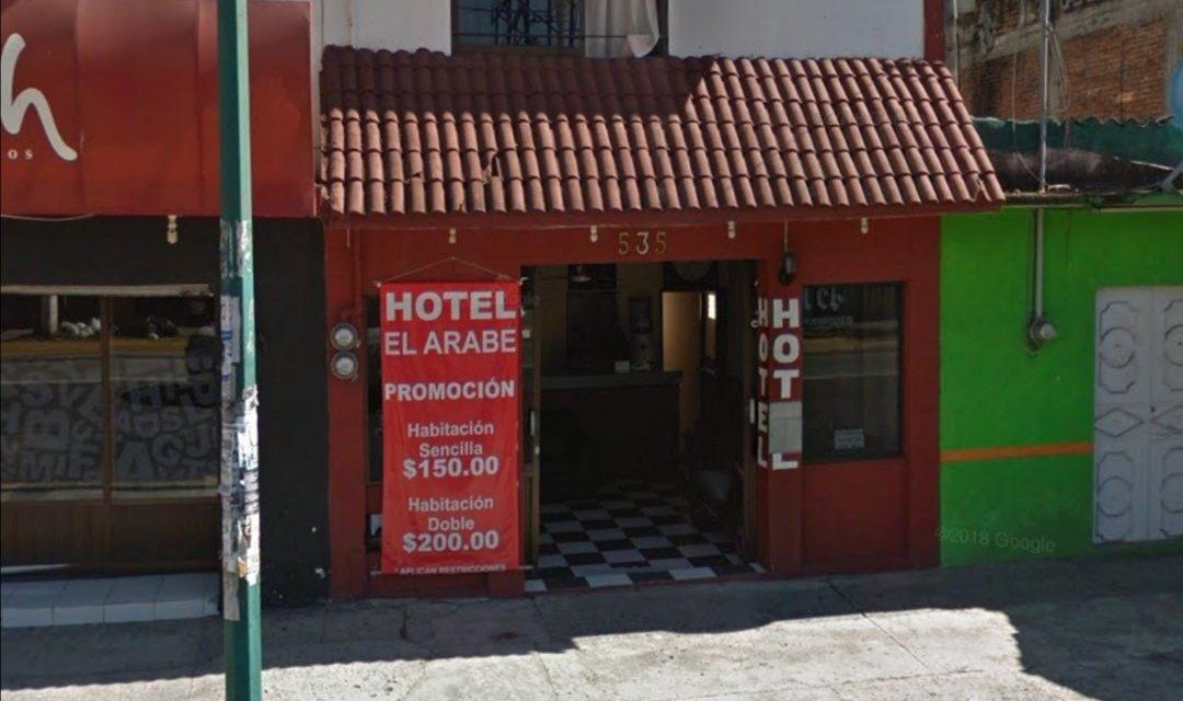 Muere adulto mayor dentro del hotel de la avenida 20 de Noviembre en Xalapa