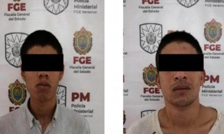 Confirma Fiscalía detención de probables asaltantes de cuentahabientes en Veracruz