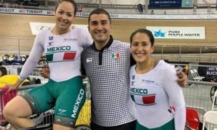 México consigue pase a Mundial de Ciclismo rumbo a Tokio 2020