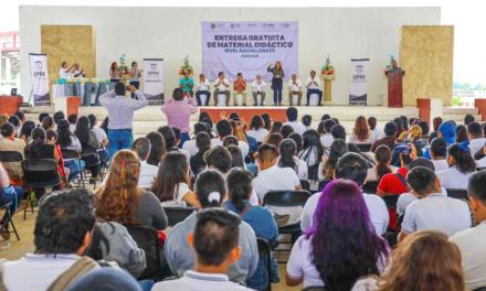 Beneficia UPAV a comunidades del sur de Veracruz