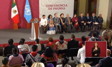Qué dijo Lopez Obrador en la conferencia de este 27 de febrero?
