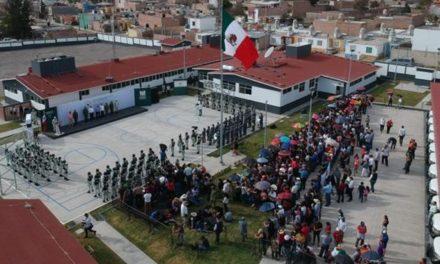 Presidente inaugura instalaciones de la Guardia Nacional; reafirma confianza en Fuerzas Armadas para pacificar al país