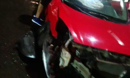 Accidente en el bulevar Xalapa – Banderilla, a la altura de la Martinica