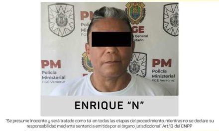 Vinculan a proceso a presunto pederasta en San Andrés Tuxtla