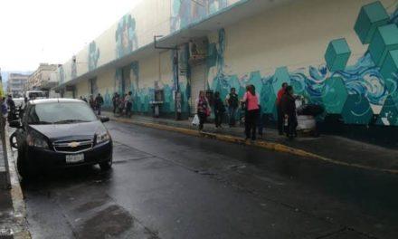PC de Xalapa realiza operativos en mercados para retirar tanques de gas