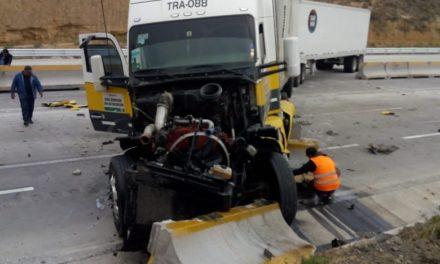 Accidente en la carretera Córdoba-Puebla