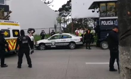 Activa SSP Código Rojo tras ataque a Mando Único en Córdoba
