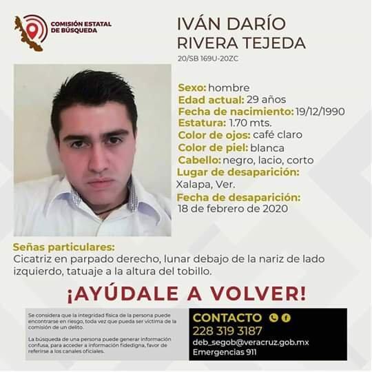 Aparece sin vida taxista Xalapeño reportado desaparecido