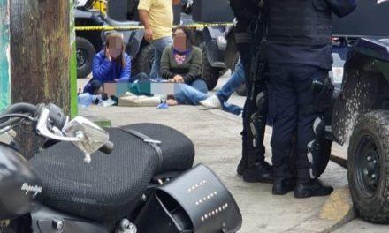 Fallece persona en negocio de comida de la avenida Rébsamen en Xalapa