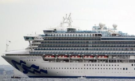 Suman 3 los cruceros en cuarentena por coronavirus