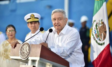 El presidente López Obrador conmemora hoy en el Castillo de Chapultepec el 107 aniversario de la Marcha de la Lealtad