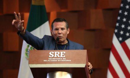 Julio César Chávez es nombrado 'Mr. Amigo' por crean buenas relaciones entre México y EU