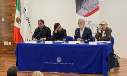 México debe estar preparado a nuevos desafíos del T-MEC: Conacyt