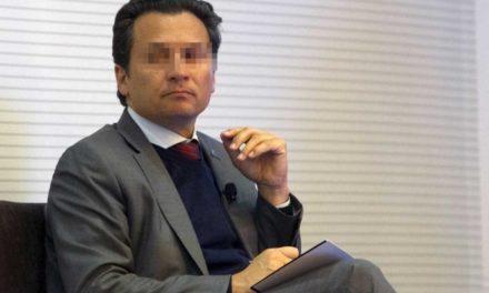 Detienen en España a Emilio Lozoya, exdirector general de Pemex