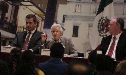 Llama Sánchez Cordero a fortalecer la procuración de justicia.
