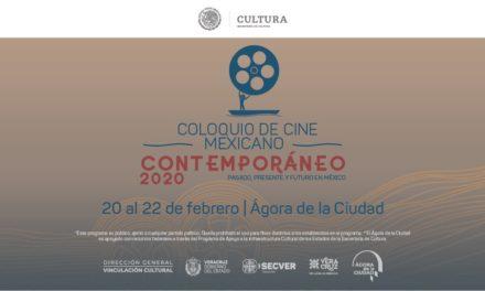 Te gusta el cine? Coloquio de Cine Mexicano Contemporáneo 2020 en el Ágora de la Ciudad