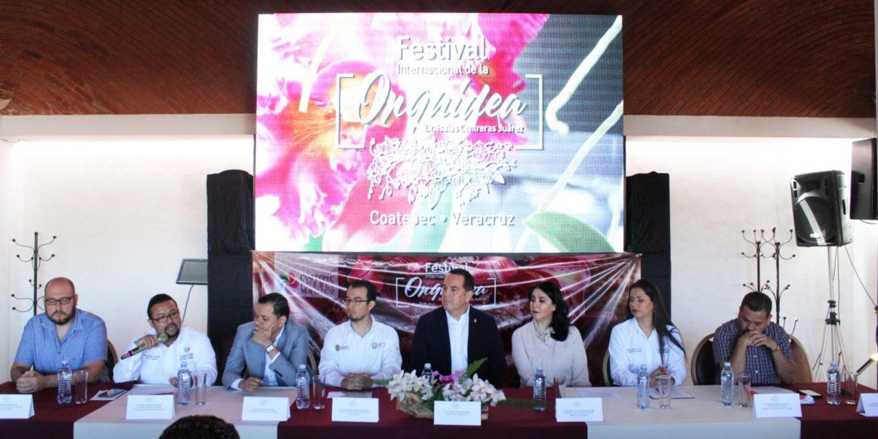 Coatepec será sede del evento de orquídeas más grande de México! Festival Internacional de la Orquídea 2020, del 04 al 12 de abril