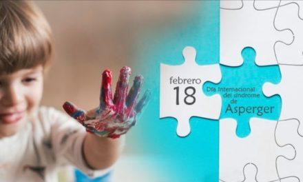 Hoy 18 de febrero se conmemora el Dia Internacional Asperger. Sabes qué es el Síndrome de Asperger?