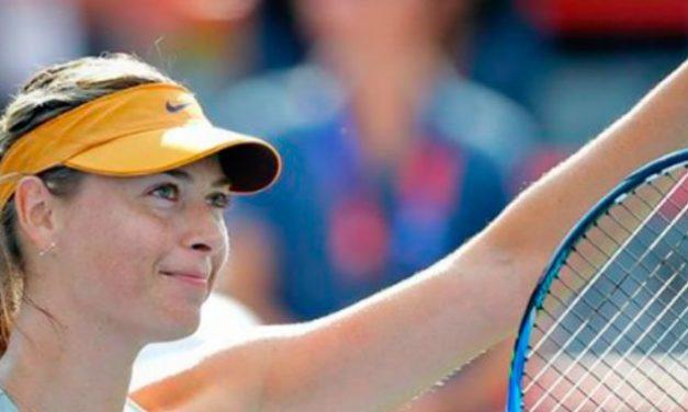 Maria Sharapova anuncia su retiro