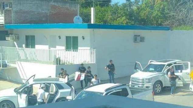 Se registran balaceras en al menos tres colonias de Culiacán