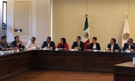 Reunión del Consejo Metropolitano del Estado para revisar avances de los estudios de factibilidad del tren ligero.