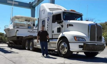 Roban yate y dos camionetas en la Puebla-Córdoba