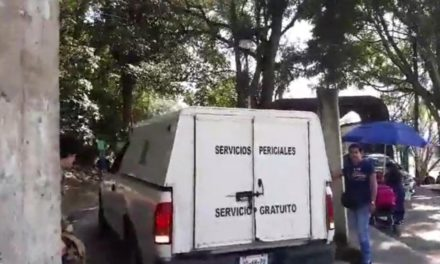 Encuentran cadáver en avanzado estado de putrefacción, en el Cerro de Macuiltépetl.