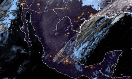 Llega a Veracruz frente frío 39 y trae lluvias y neblinas