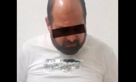 Detienen a 'El Yahir', presunto líder de la Unión Tepito