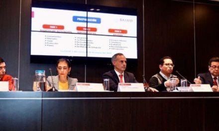 Causaría coronavirus 12,500 muertes en México: Ssa