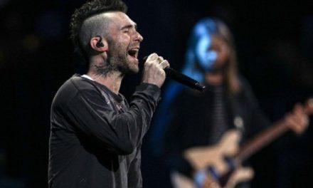 """Video: """"Maldita ciudad"""", la ofensiva expresión de Adam Levine tras el criticado show de Maroon 5 en Viña del Mar"""