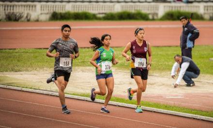 Estatal de Atletismo del Condde registró buenas marcas