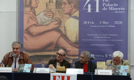 Homenaje a José Luis Rivas continuó en la FILPM