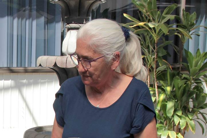 """""""Ha sido muy noble pertenecer a la UV"""", expresó Delia Mercedes Amaya del Moral"""