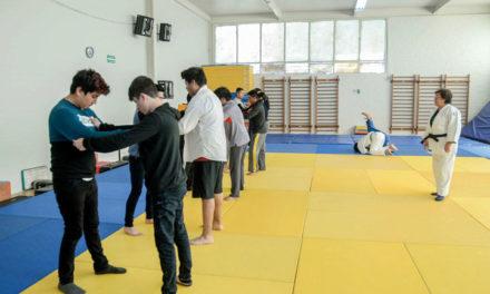Halcones UV, al Clasificatorio de Judo para la Universiada Nacional